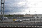 Станция Лужники, переход на станцию Спортивная