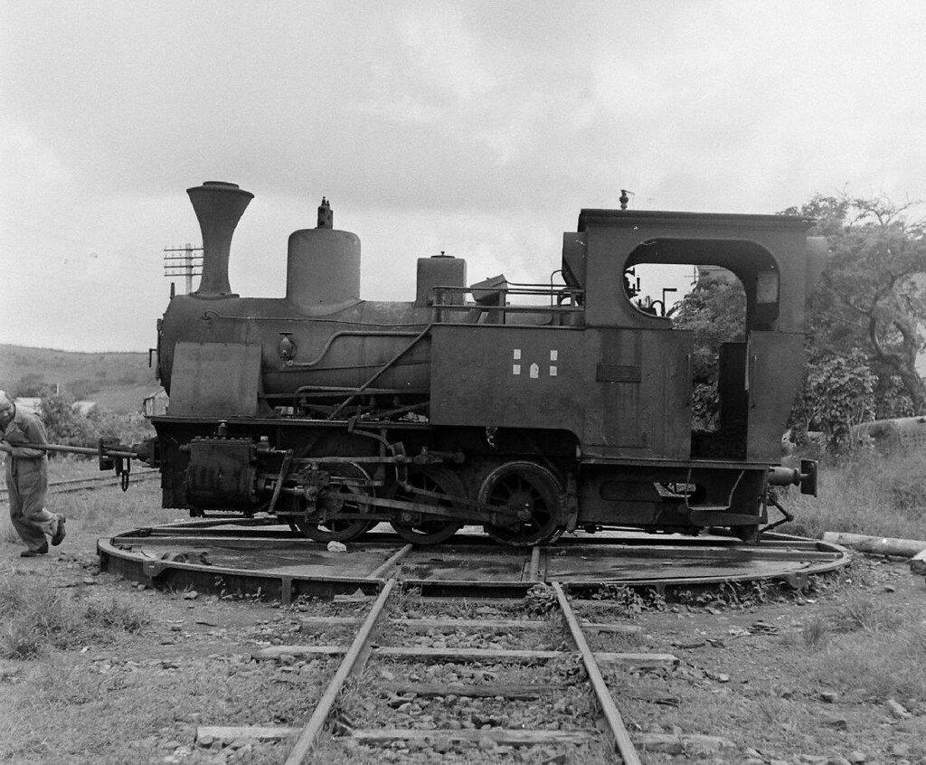 Orenstein & Koppel 0-6-0 T side Tanks. 1943