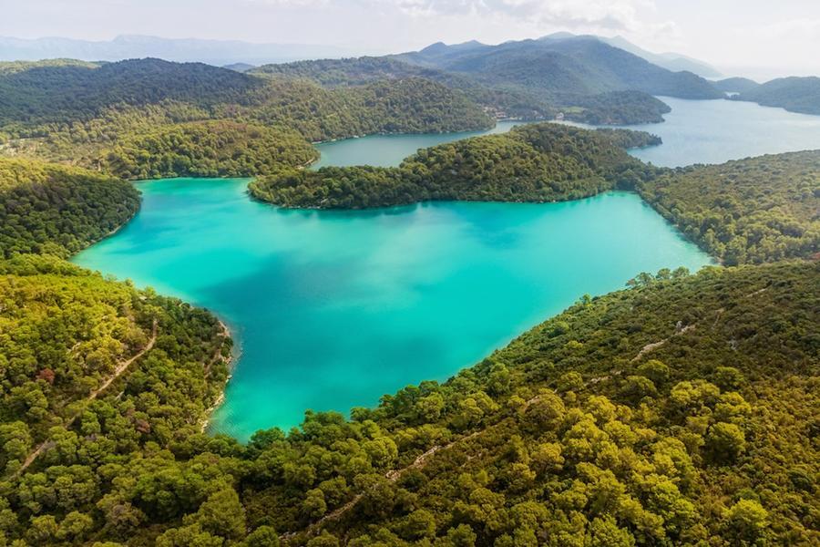 7. Млет (Хорватия) С населением около 1 100 человек сонный Млет кажется местом спокойствия и безмяте