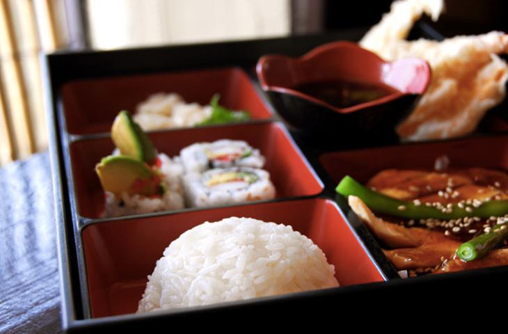 9. Япония В Японии особой популярностью пользуется «бэнто» — однопорционная упакованная еда. П