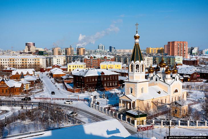 2. До середины XIX века Ленский край и Якутск находились в подчинении Восточно-Сибирского генерал-гу