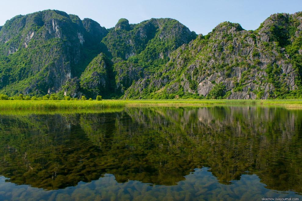 6. Именно красивая природа и живописные пейзажи Ван Лонга сделали его одним из самых популярных