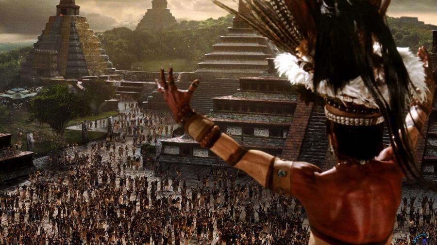 1. Искажение исторической правды Жители Древнего Китая и члены племени майя могли запросто оказаться