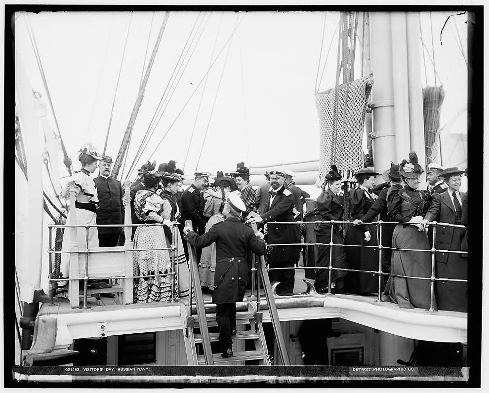 Корабли и офицеры ВМФ Российской империи 1893 года (41 фото)