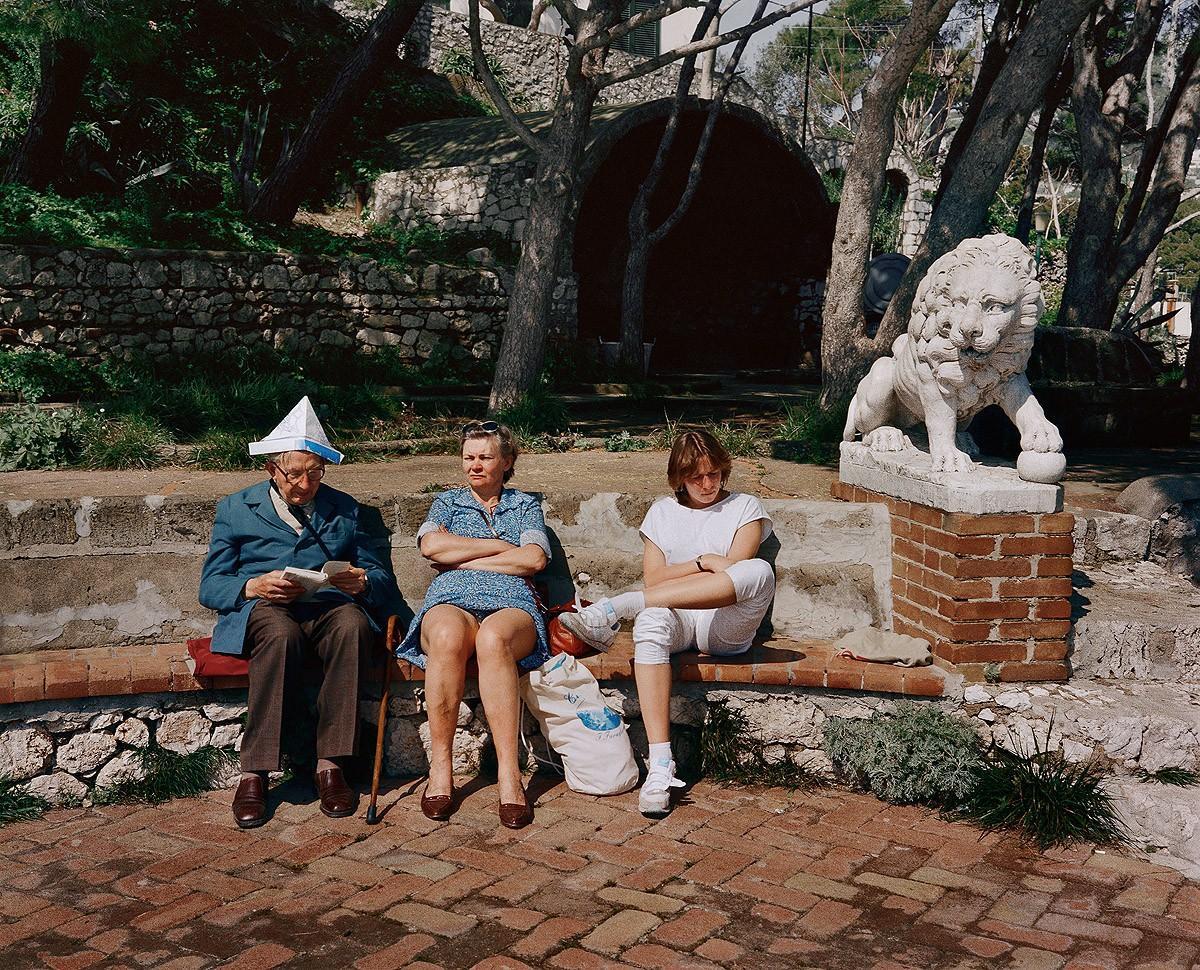 13. Венеция, 1981. (Charles Traub)