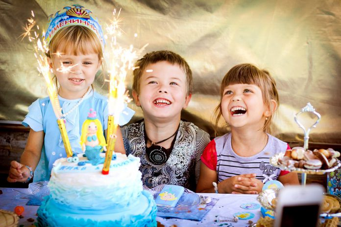 28 идей празднования детского дня рождения (6 фото)