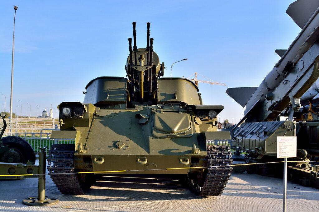 ЗСУ-23-4В (2А6) Шилка