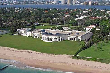Одобрен снос особняка воФлориде, приобретенного Рыболовлевым уТрампа за $95 млн