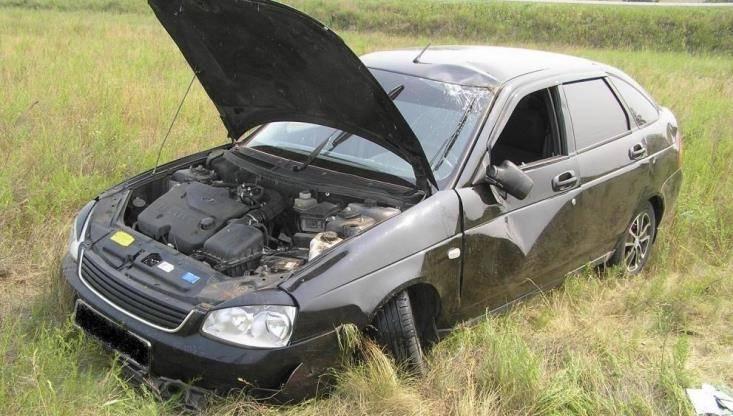 Юный пассажир легковушки погиб в ДТП на брянской трассе