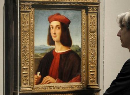 Посол Италии в РФ: Картины Рафаэля застрахованы на100 млн. евро