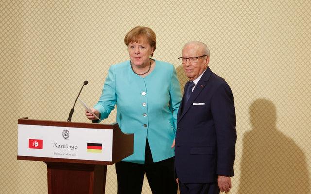 ВБелом доме назвали дату встречи Трампа сМеркель