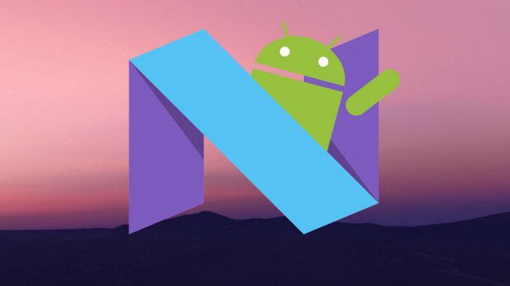 Nougat установлена на2,8% Android-устройств
