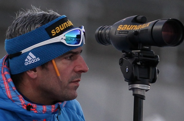 СБР сохранит Рикко Гросса наолимпийский сезон