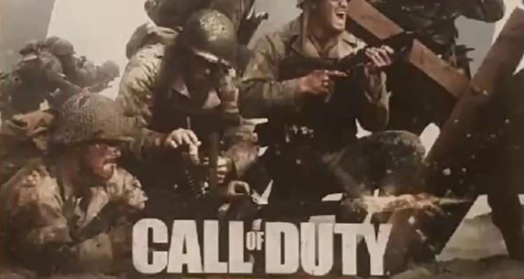 Новая Call ofDuty выйдет 3ноября