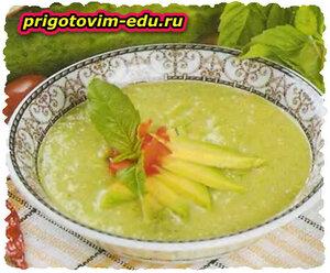 Острый суп-пюре