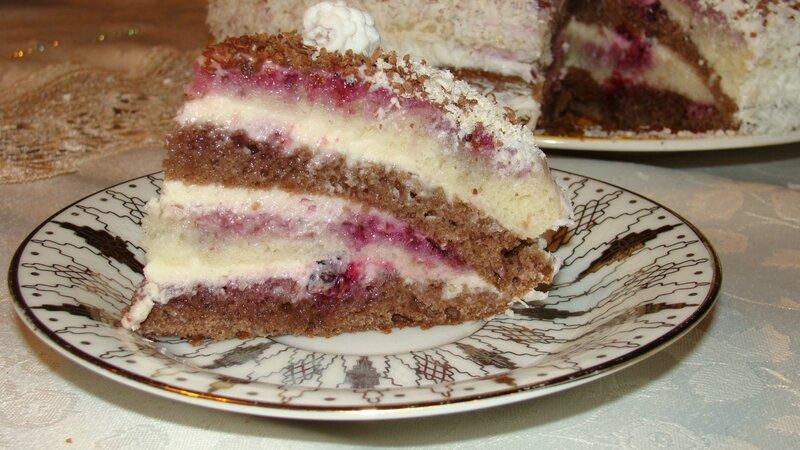 Рецепты тортов на кефире простые и вкусные пошаговые