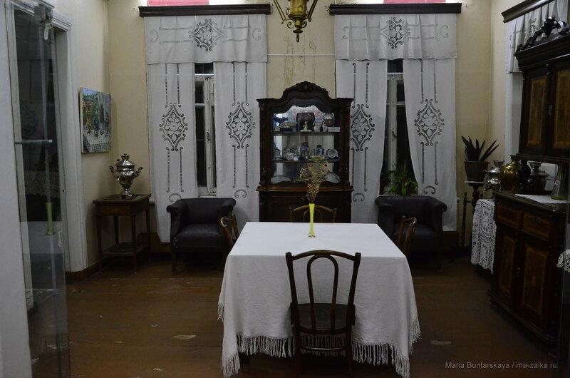 Этнографический музей, Саратов, 04 ноября 2016 года
