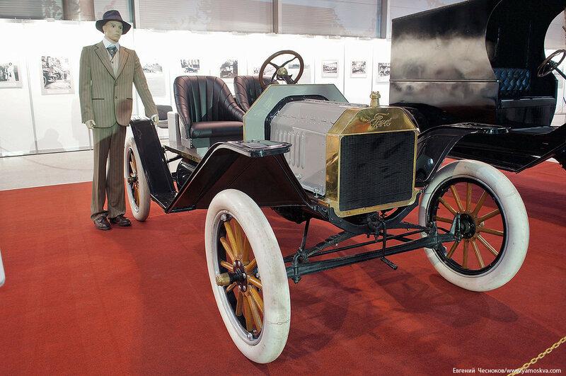 Олдтаймер. 1914. Форд Т спидстер. 08.03.17.01..jpg