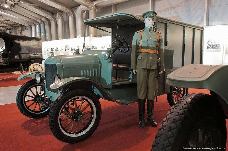 Олдтаймер. 1917. Форд Т. фургон. 08.03.17.01..jpg