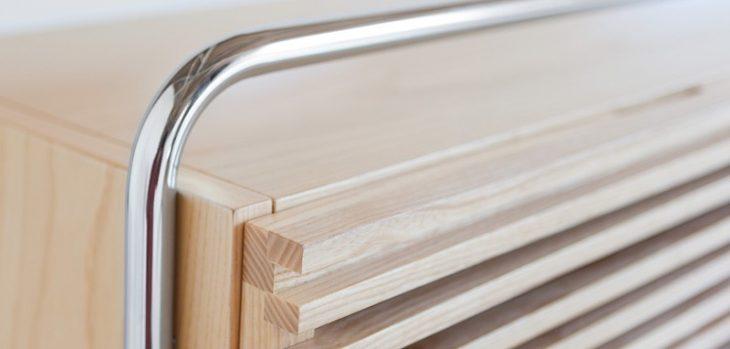 Marcel Sideboard by Fabrizio Simonetti for Formabilio