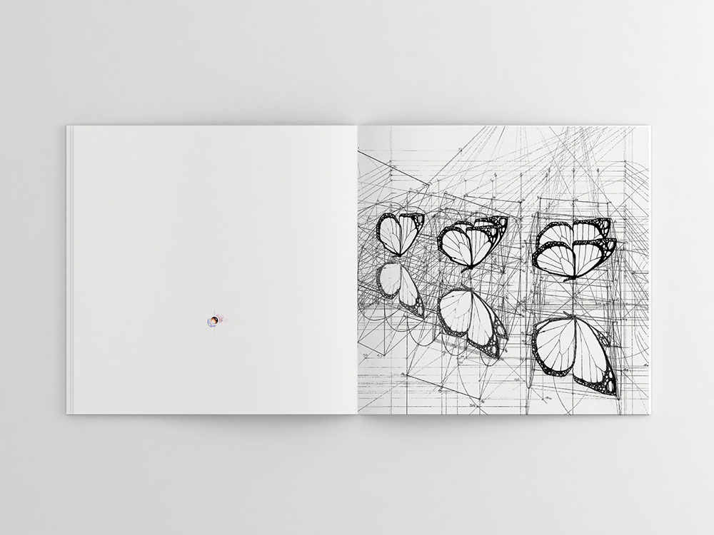 Rafael Araujo's Architectural Renderings of Life Now as a Coloring Book