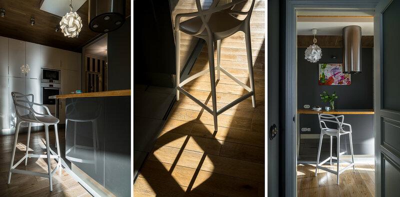 При выполнении дизайн-проекта квартиры архитектурное бюро PERFECT SPACE  старались оформить интерьер таким образом 298897f039fe4