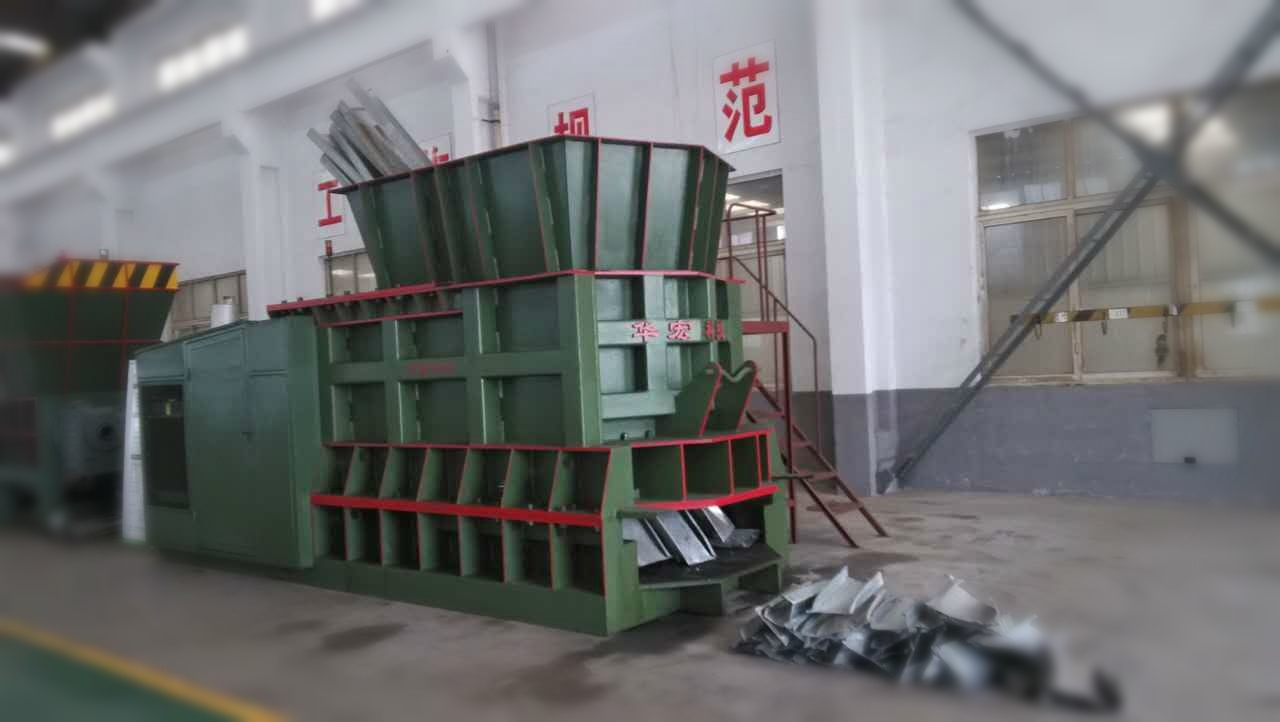 container press shear in