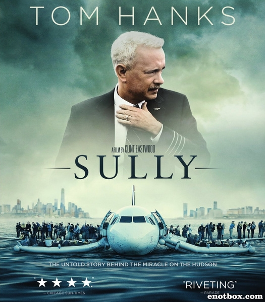 Чудо на Гудзоне / Sully (2016/HDTV/HDTVRip)