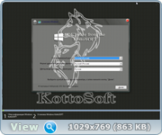 Windows 7 SP1 11 in 1 KottoSOFT (x86-x64) [v.8] [2017] [Русские]