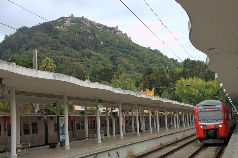 Синтра - станция (Sintra – Station)