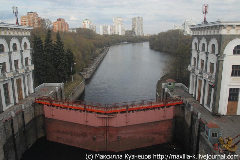 Карамышевский шлюз