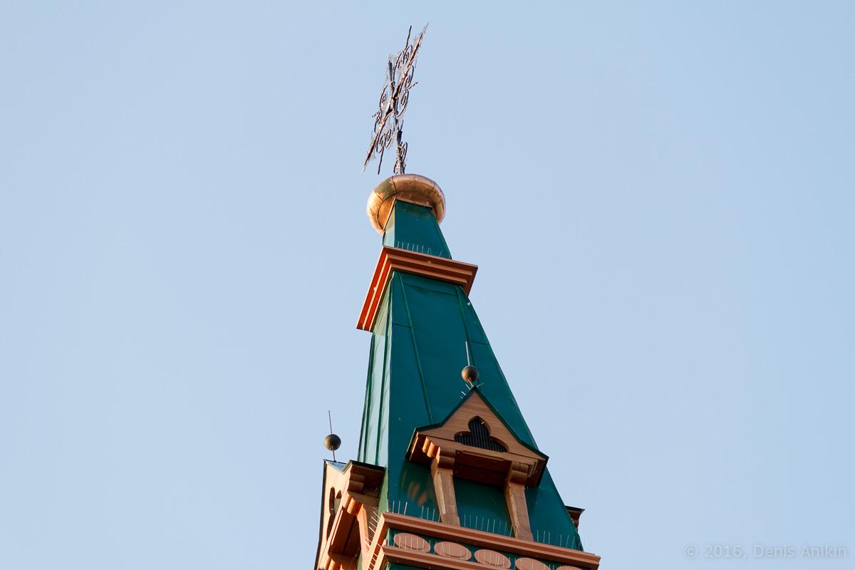 Лютеранская церковь Цюрих - Зоркино фото 6