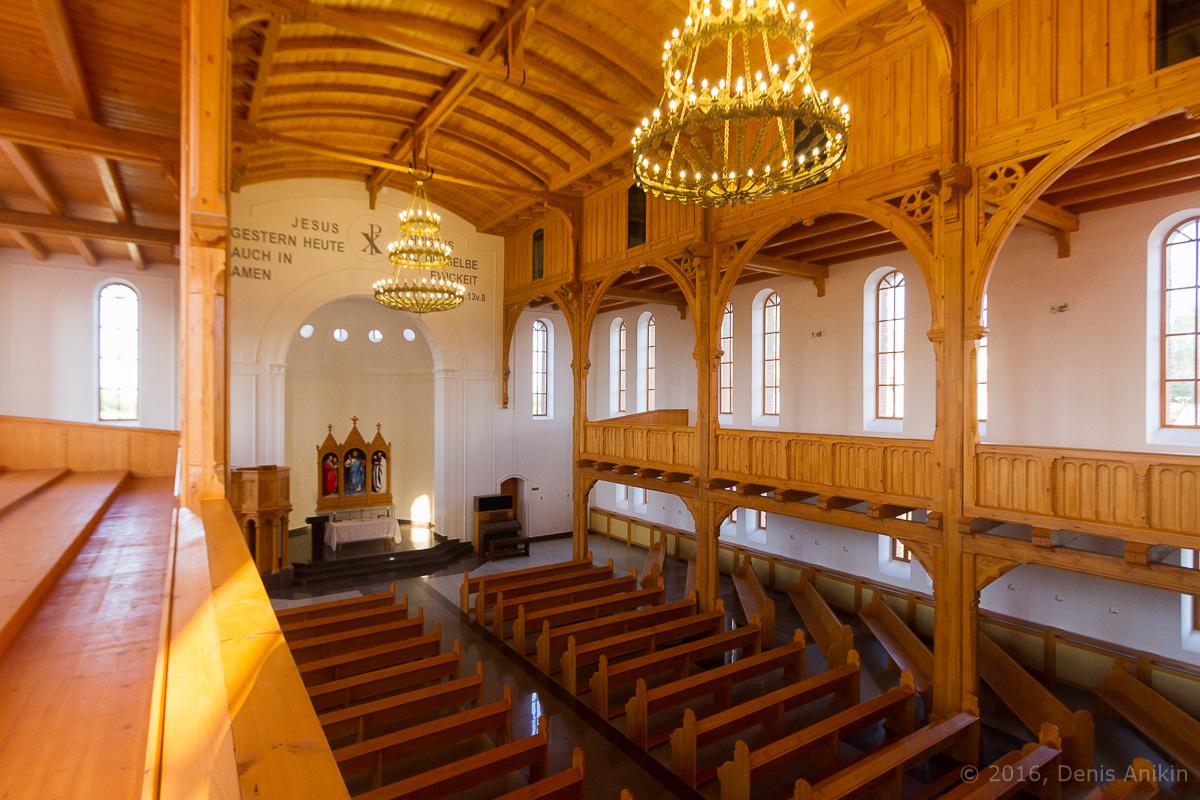 Лютеранская церковь Цюрих - Зоркино фото 16