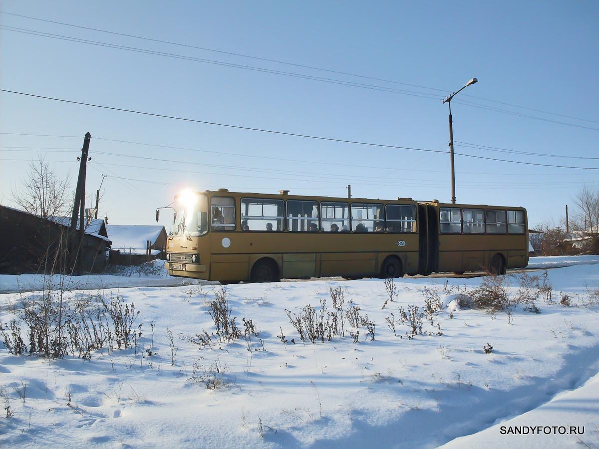А помните раньше были такие автобусы?
