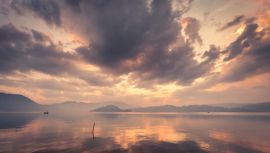 озеро Umiam - Путешествие по Индии / India travel by Mahesh Balasubramanian