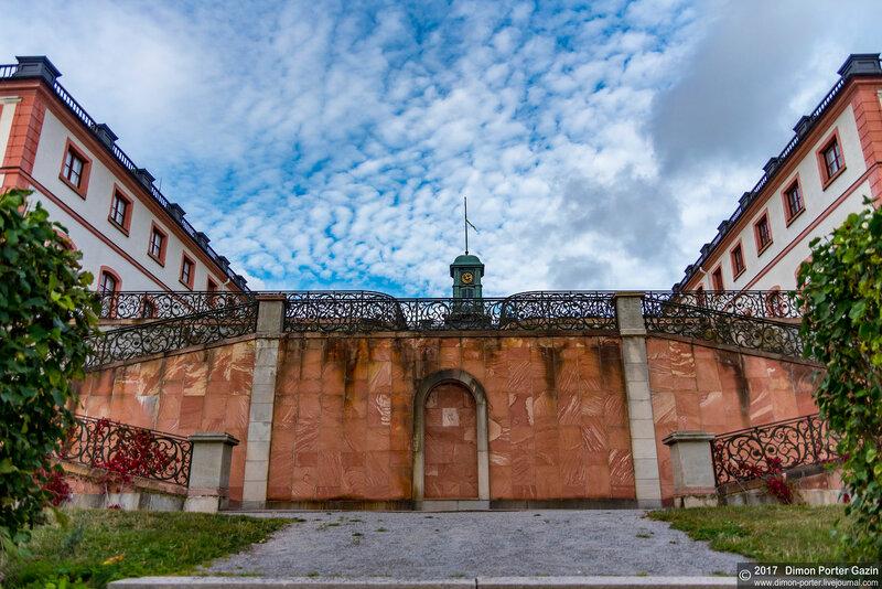 Швеция. Дворец Туллгарн