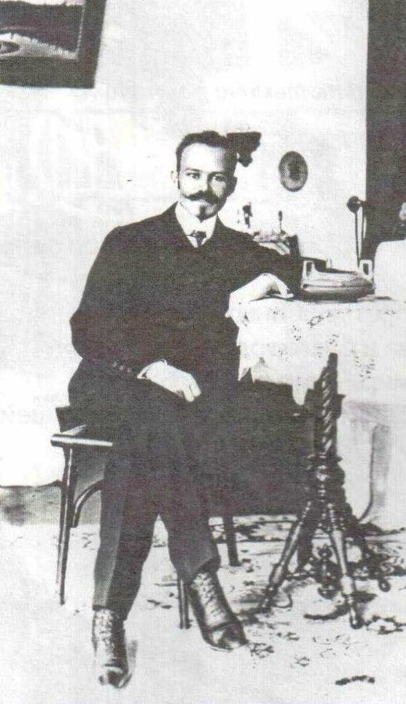 Купец, городской голова и фотограф Александр Михайлович Киренко