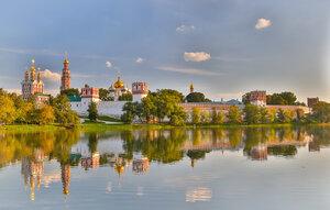 Летние мелодии Новодевичьего монастыря