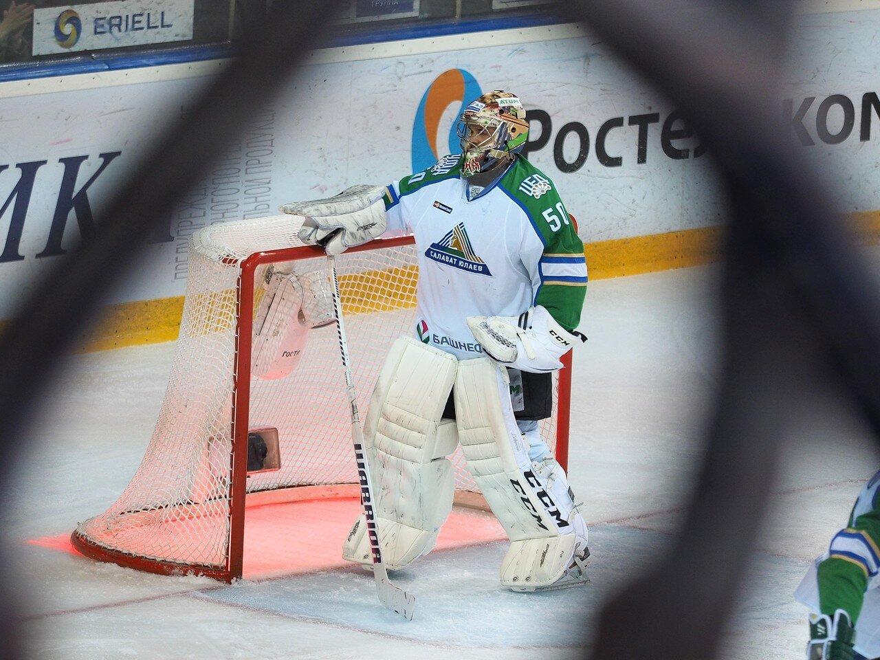 59Плей-офф 2016 Восток Финал Металлург - Салават Юлаев 25.03.2016