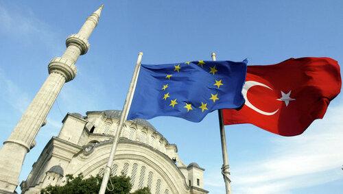 Турция ввела безвизовый режим для стран Европейского Союза