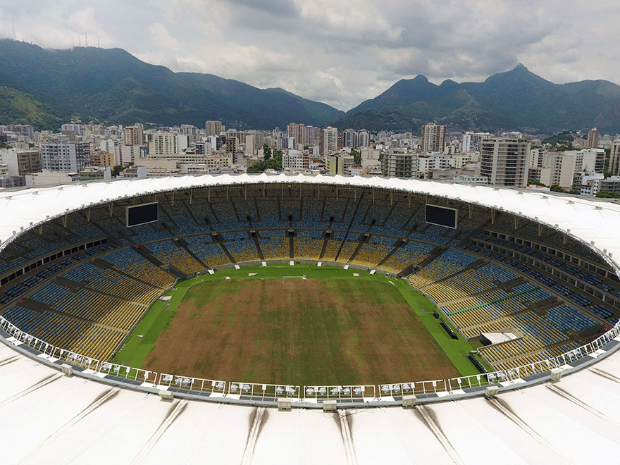 Во что превратили Рио