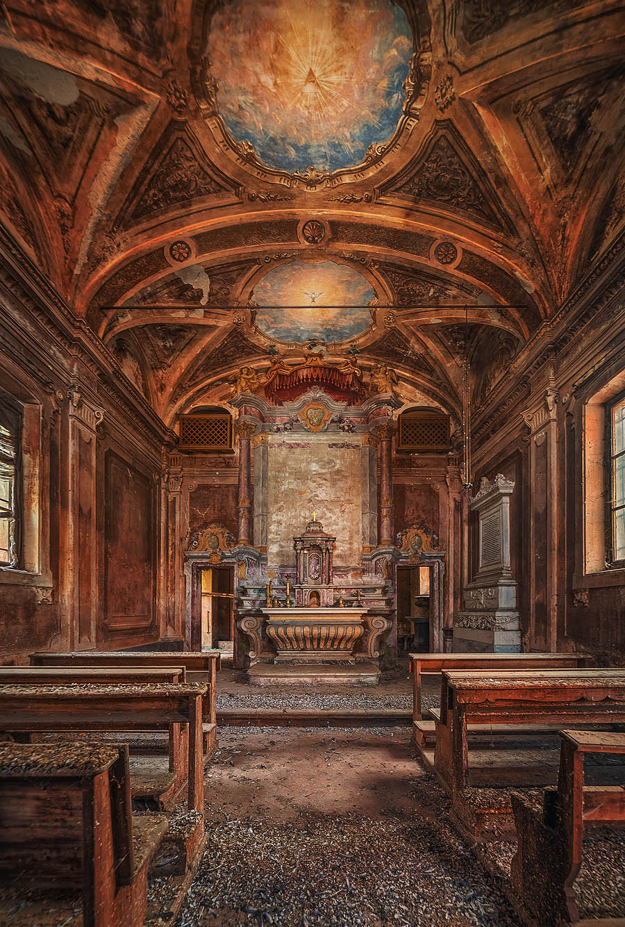 Abandoned Places of Worship