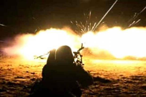 """Шутки под пулями: """"Настоящий AC/DC!"""", - говорят воины о ночные обстрелы террористов (видео)"""