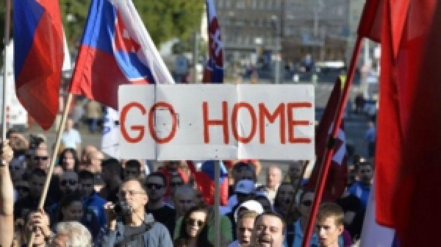 В ЕС продолжается иммиграционный бум. На очереди Украина?