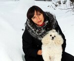 Ольга Дейнега  с собакой.jpg