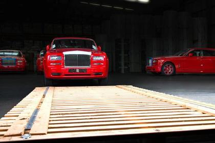 Rolls-Royce отправил покупателю свой самый крупный заказ
