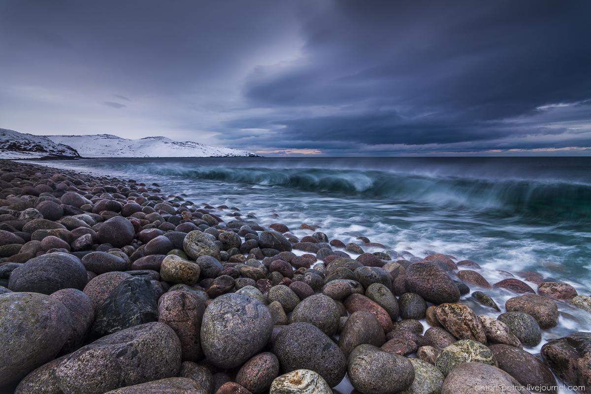Териберка, Баренцево море