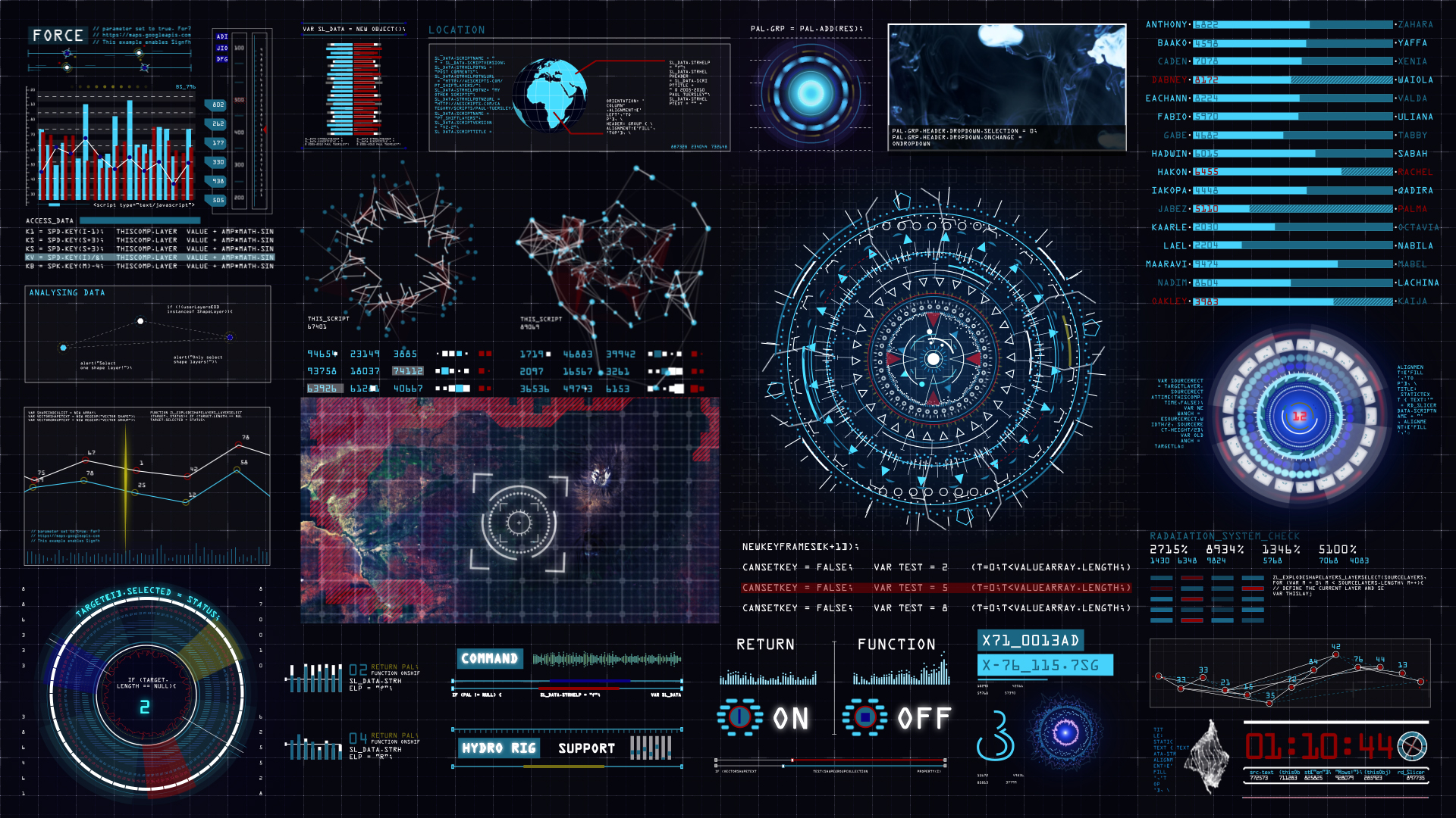 videohive sci fi interface hud free download   free after