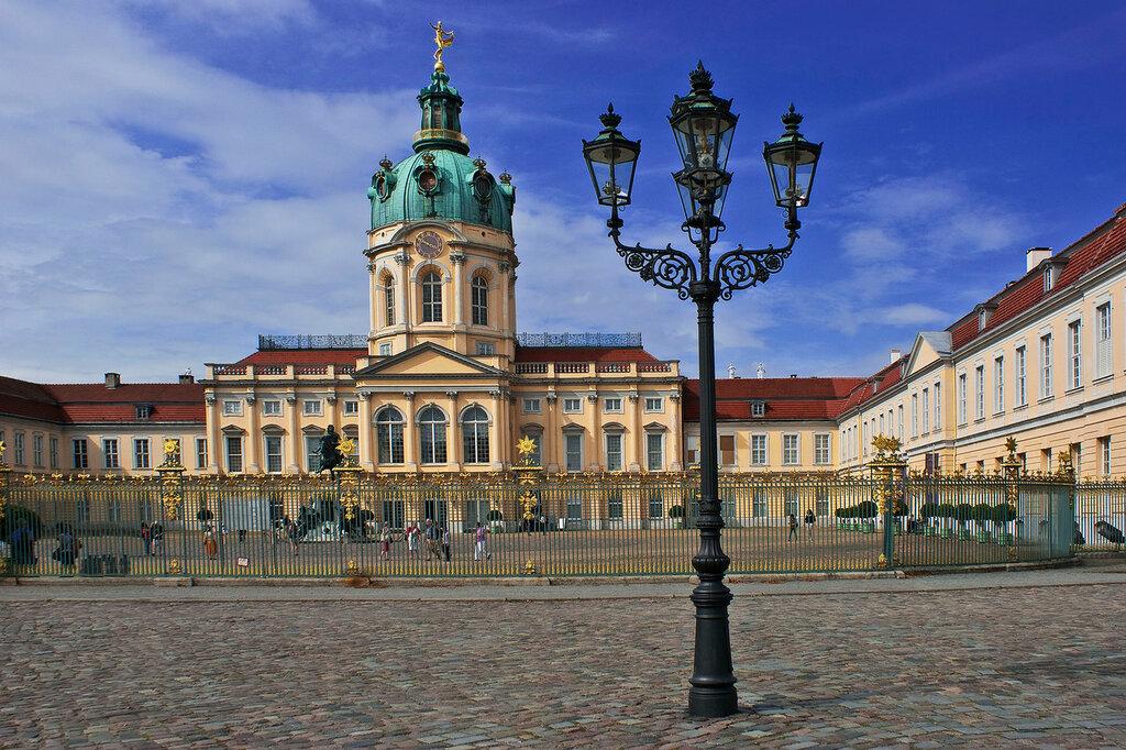 Schloss Charlottenburg.