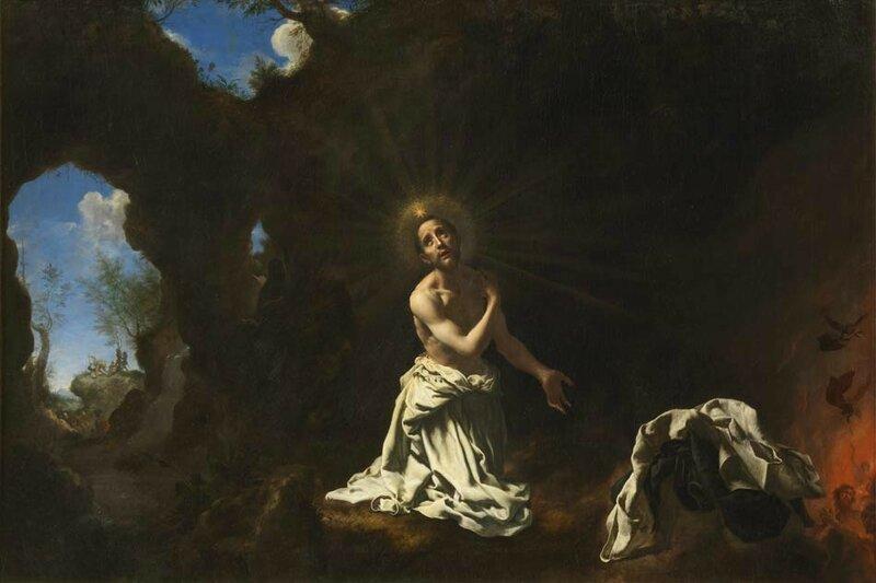 Флорентийский художник Карло Дольчи (Carlo Dolci, 1616-1687), школа и последователи. Картины мастера